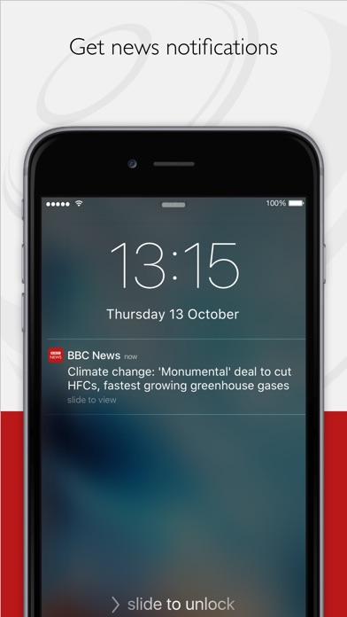 Bbc News review screenshots