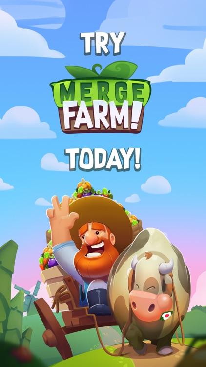 Merge Farm! screenshot-3