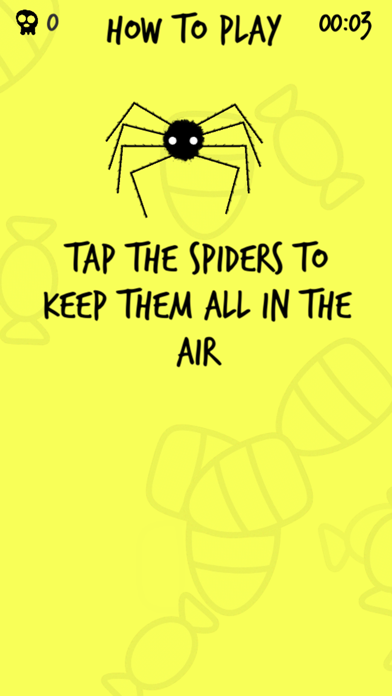 Bouncy Spider screenshot two