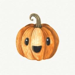 Pumpkin Halloween Emojis