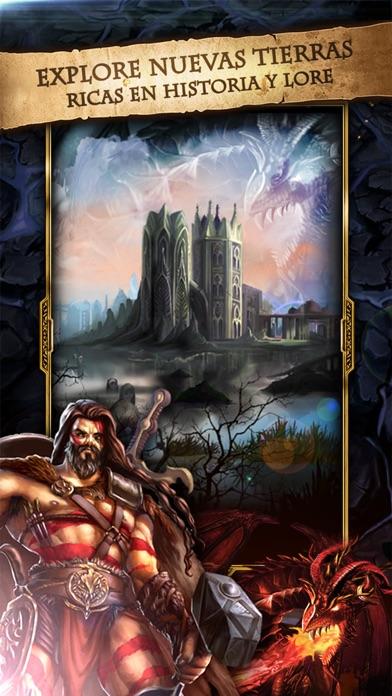 Blades of Battle RPGCaptura de pantalla de6