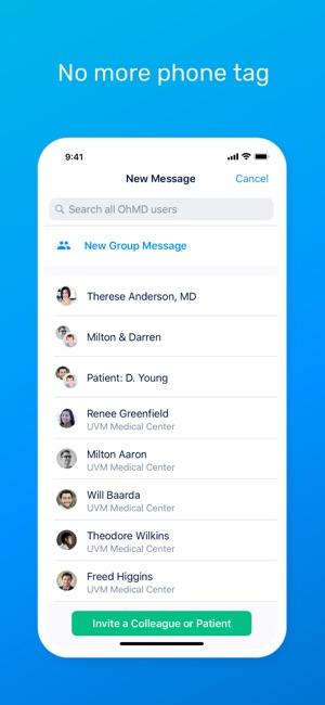 hipaa compliant texting for physicians