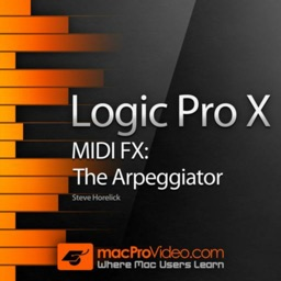 MIDI FX Course For Logic Pro