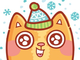 It's time for snowy and holiday CAT-itude