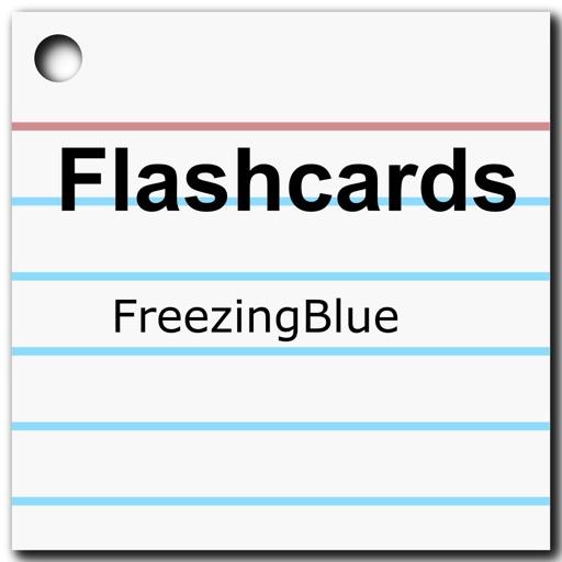 FreezingBlue Flashcards!