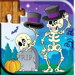 Halloween Kids Jigsaw Puzzles
