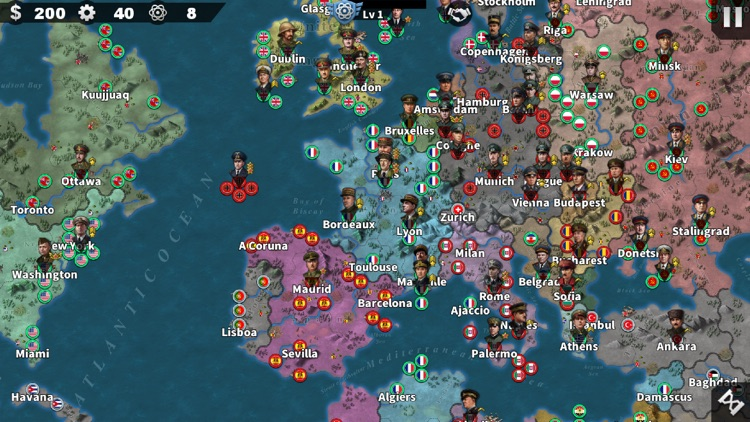 World Conqueror 4 screenshot-4