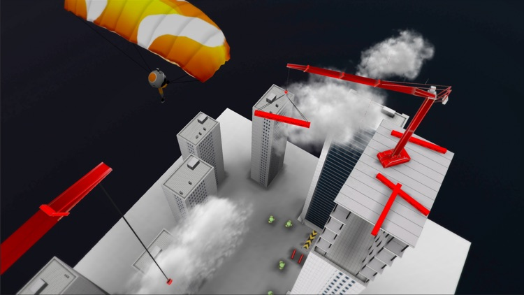 Stickman Base Jumper 2 screenshot-1