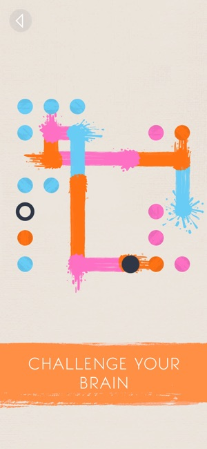 Splashy Dots Screenshot