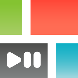 Ícone do app PicPlayPost Movie Video Editor