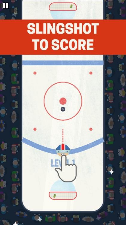 Jock Dummy: Ice Hockey Edition screenshot-0