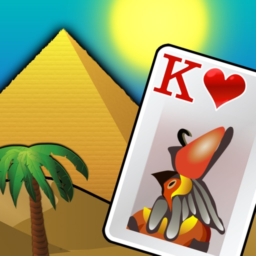 Pyramid Solitaire - Egypt