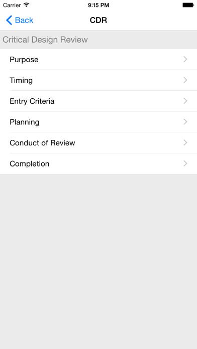 DoD Systems Engineering screenshot three