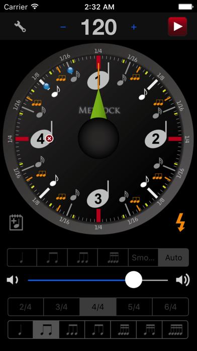 Metrock (メトロック・メトロノーム)のおすすめ画像1
