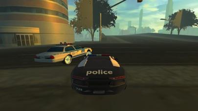 Police Car Driving Simulator 2017 screenshot two