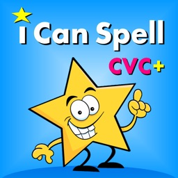 i Can Spell with Phonics CVC+