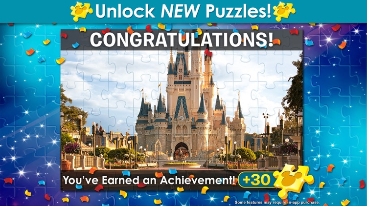 Disney Jigsaw Puzzles! screenshot-2