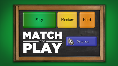 Preschool Memory Match Screenshot 1