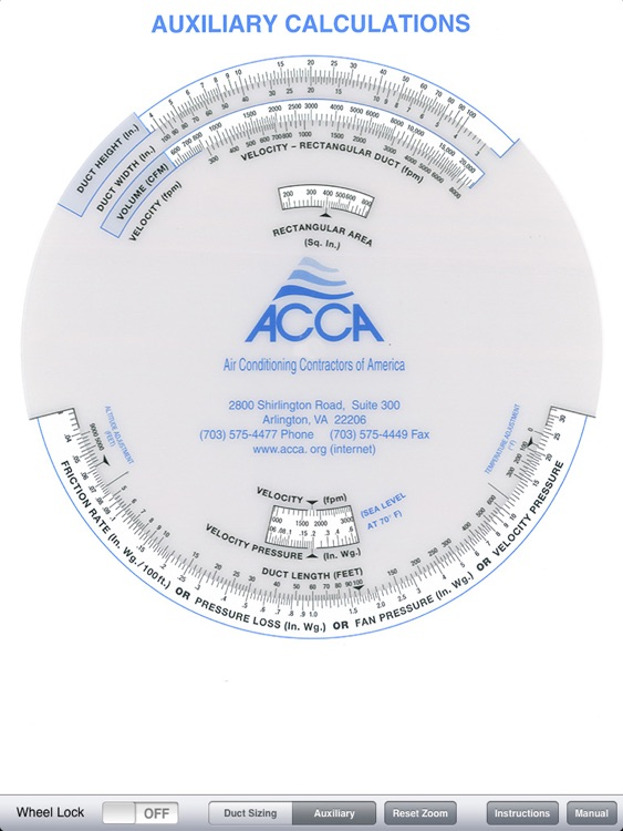 ACCA DuctWheel screenshot-1