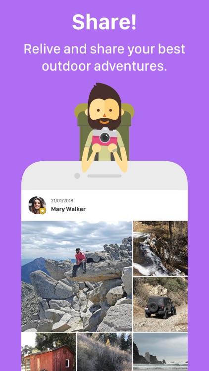 Trails.com: Hike, Walk and Run screenshot-3