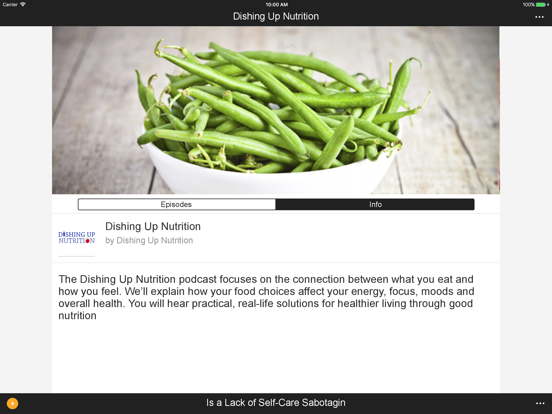 Dishing Up Nutrition | App Price Drops
