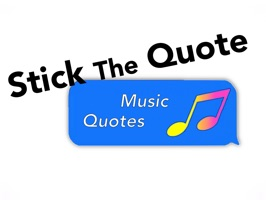 Stick The Quote: Music Quotes