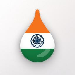 Drops: Learn Hindi language