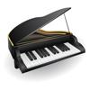 Klavierakkorde und Tonleitern