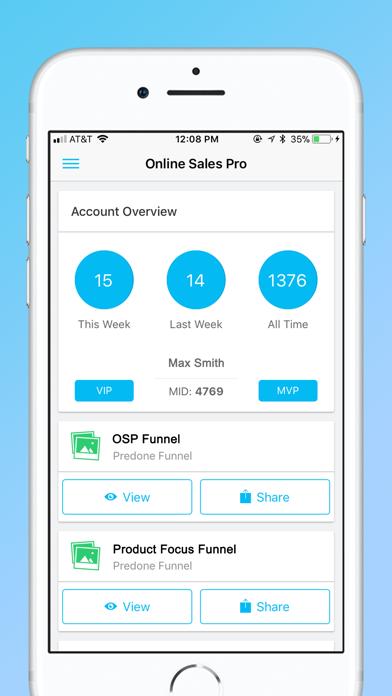 Online Sales Pro screenshot one
