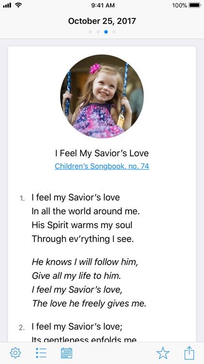 LDS Daily Verse screenshot-3