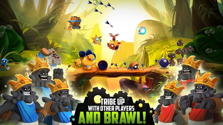 Badland Brawl screenshot-4