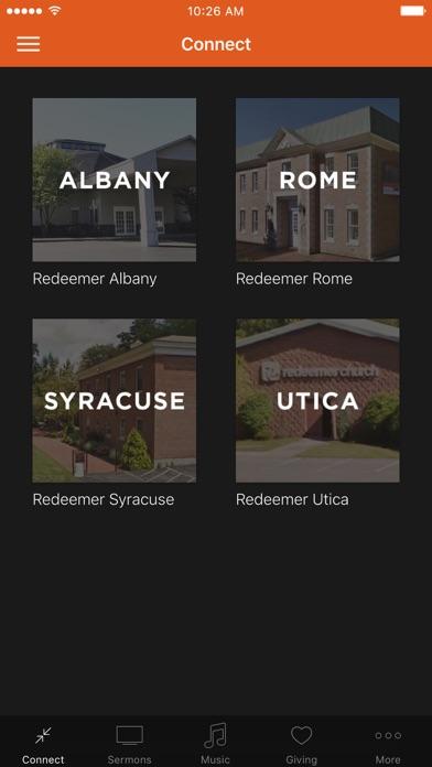 My Redeemer Church screenshot 1