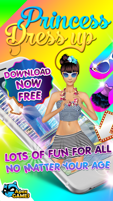Dress Up City Fashion Games screenshot four
