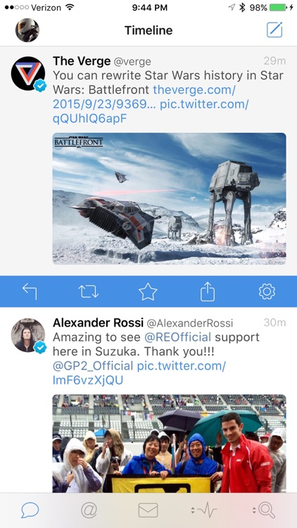 Tweetbot 4 for Twitter screenshot-0