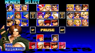Screenshot for THE KING OF FIGHTERS '97 in Mexico App Store
