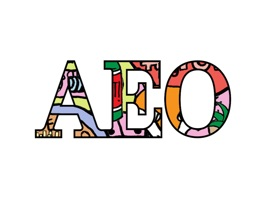 Express yourself with AEO's new stickers