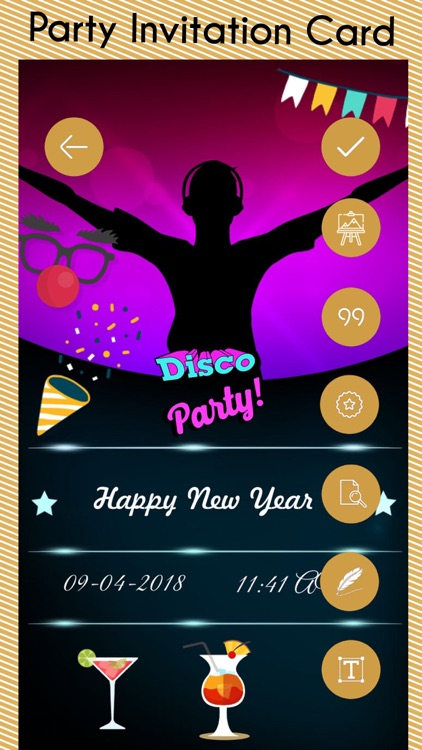 party invitation card creator by gopi chauhan