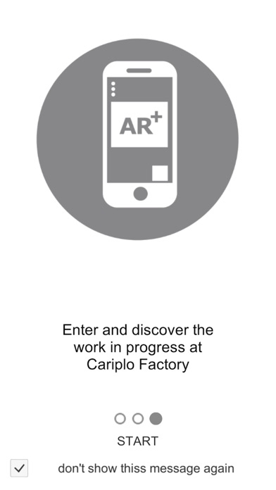 CariploFactory AR screenshot 3