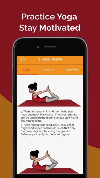7pranayama -Yoga Fitness Plan screenshot-3