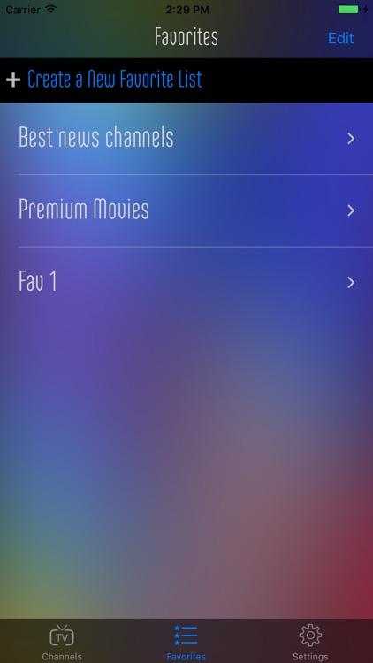 TV Ultimate screenshot-3