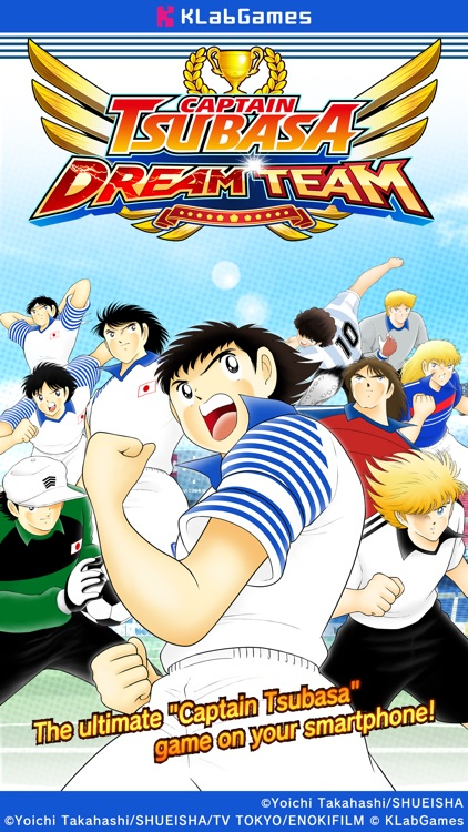 Captain Tsubasa: Dream Team screenshot-0