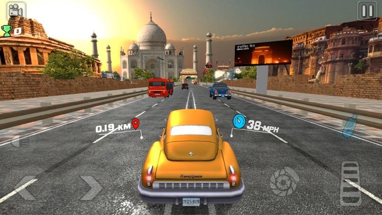 Real Classic Car Racing screenshot-6