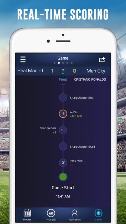 UFL Fantasy Soccer screenshot-3