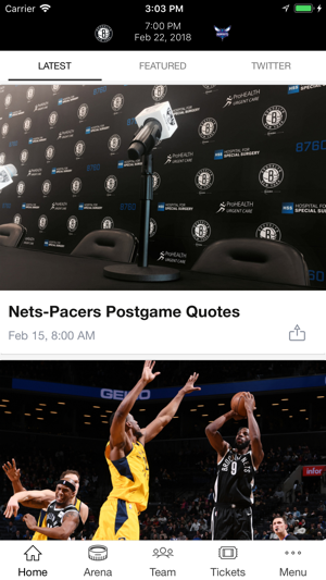Nets Tickets With Free Food
