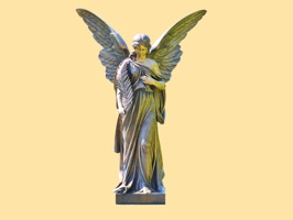 This sticker pack is full of angel sculptors for you to add to your sticker collection