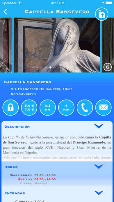 Nápoles TourCaptura de pantalla de1