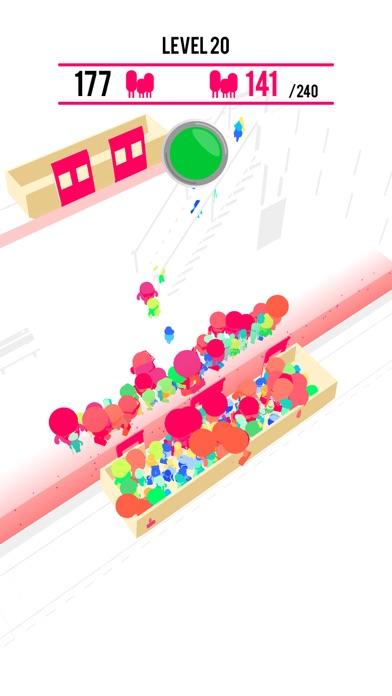 Crowded!! screenshot 2
