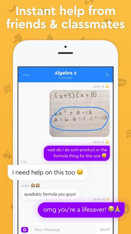 Socratic Math & Homework Help screenshot-4