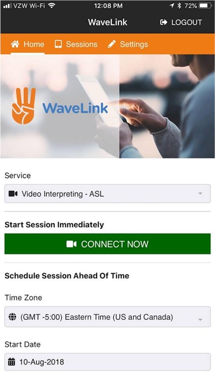 WaveLink VRI by Canadian Hearing Society