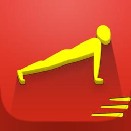 Ícone do app Push ups: 100 pushups pro